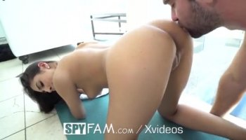 I was ready to suck and fuck my teacher's cock