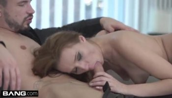 Van fucked two blondes nice plump tits and perfect pussies